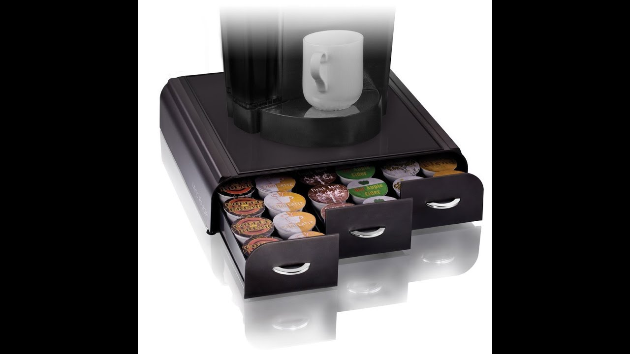 Review Mind Reader Quot Anchor Quot Coffee Pod Storage Drawer For