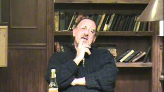 Dr. Norman LaPorte, lecture & discussion on November 5, 2011, at Chicago, IL