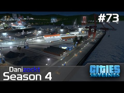 Da sind wa fertig! || Cities: Skylines - Season 4 #73