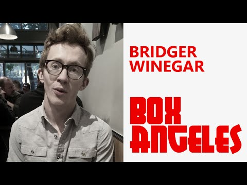 Bridger Winegar Studied Ballroom Dance