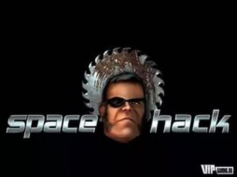 Играем в space hack-Меркурий8 №1