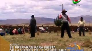 Juliaca: Danzantes de carnaval de Pusi participarán en fiesta de La Candelaria