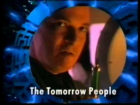 The Tomorrow People - ITV 1990s version - trailers and conti