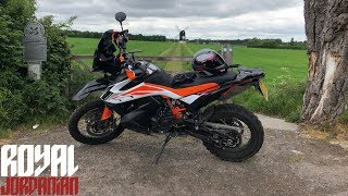 KTM 790 Adventure R - Short ride and thoughts