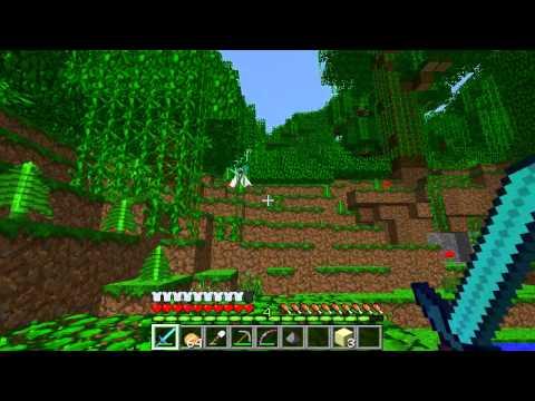 Minecraft Greek Multiplayer Survival Επεισόδιο 12:Ψάχνουμε τον δράκο.