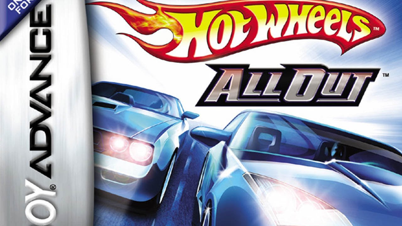 Cgr Undertow - Hot Wheels All Out Review For Game Boy -6089