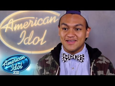 Road to Hollywood: Leia Fish Lotuleilei - AMERICAN IDOL SEASON XIII