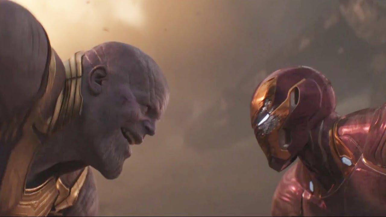 "Download Avengers: Infinity War (2018) - ""Endgame""   Movie Clip"