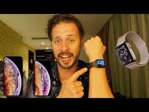 iPhone XS, XR, Apple WATCH 4: EZEKRE VÁRTUNK? S01E135