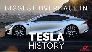 EXCLUSIVE: Tesla Insider Leaks DETAILS of Next Generation Model S & X!