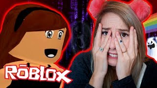 WHY IS SHE SO CREEPY?! 😱| Reacting to The Oder Roblox Horror Movie