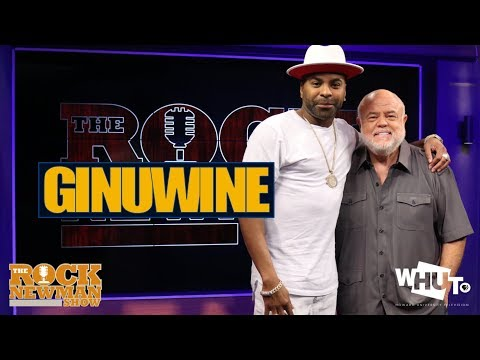 Ginuwine on The Rock Newman Show