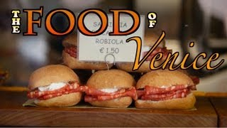 THE BEST FOOD TOUR IN VENICE with the TOUR GUIDES AT WALKS OF ITALY