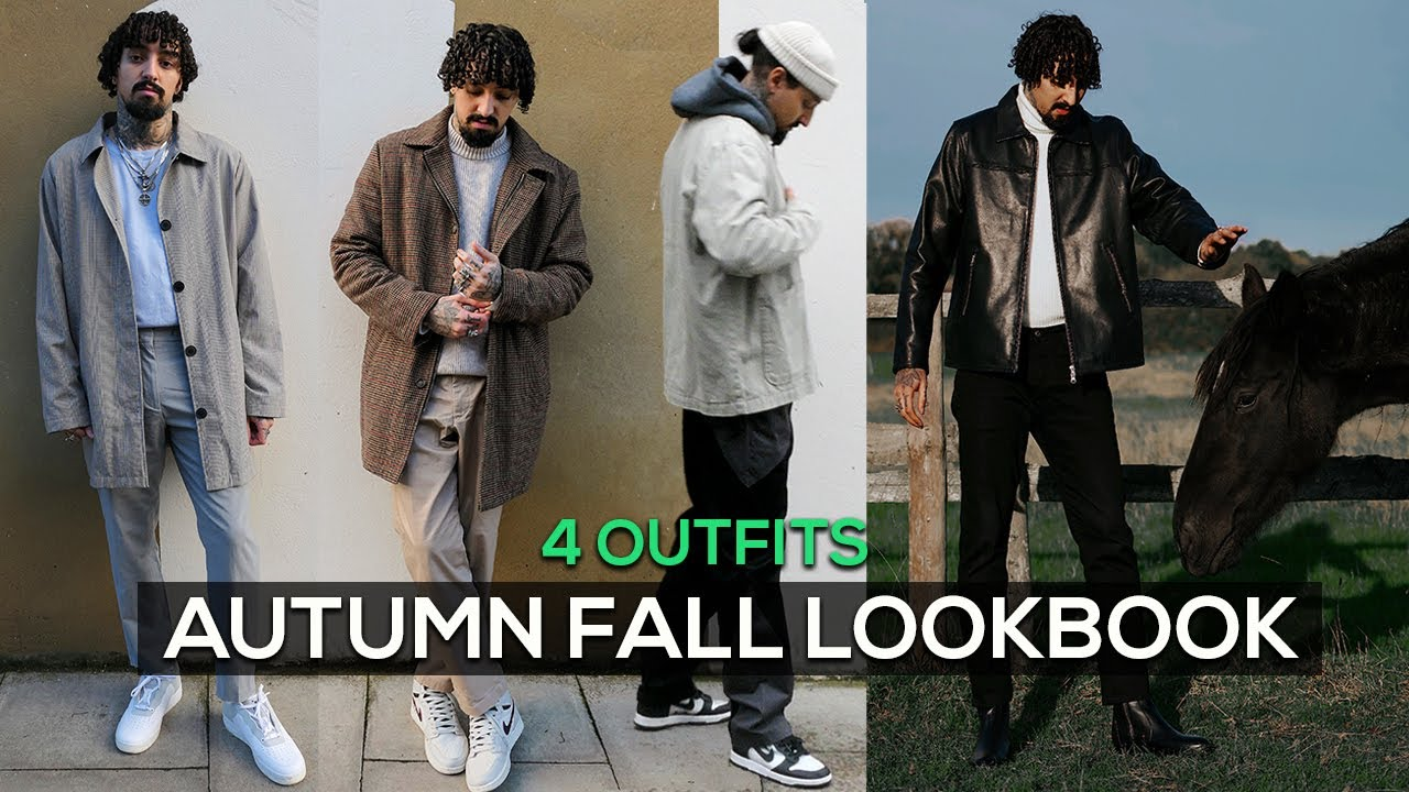 [VIDEO] - STREETWEAR LOOKBOOK | AUTUMN FALL | Mens fashion 2019 8