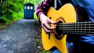Doctor Who Theme - Eddie van der Meer (Fingerstyle Guitar Cover)