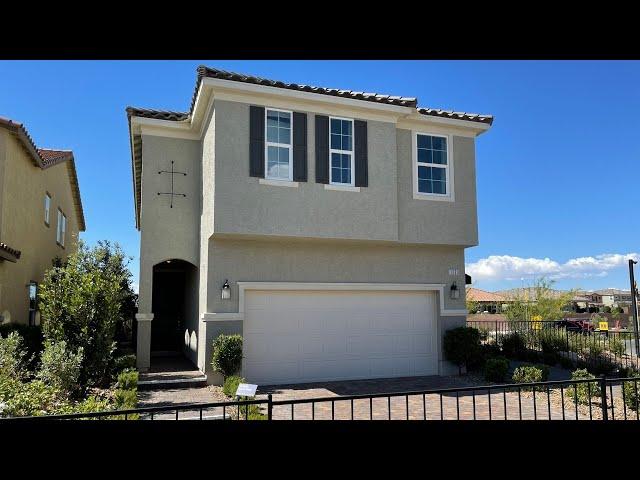 New Homes For Sale North Las Vegas   Landings at Saddlebrook KB Homes   4-5BD   2-4BA   354k+ 2469sf