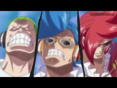 One Piece 835 GER SUB   Big Mom Haki   Sanji Saves Vinsmokes  