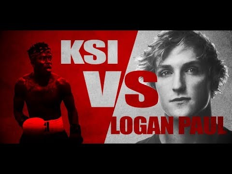 ksi vs logan paul fight free