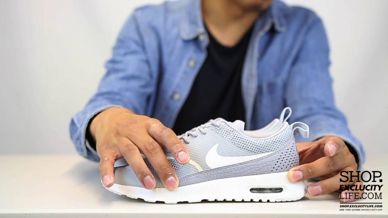 278da7526a ... Womens Air Max Thea Matte Silver Unboxing Video at Exclucity;  Aliexpress Nike ...