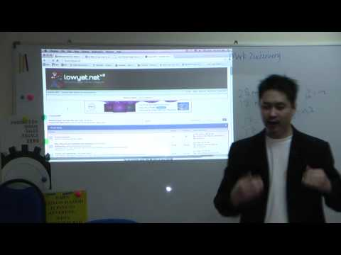 Social Media and Online Marketing for Real Estate in Malaysia by Vincent Cheng Part 2 of 3
