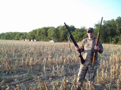 Australians Dove Hunting In Waco Texas