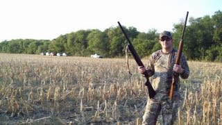 Australians Dove Hunting in Waco Texas