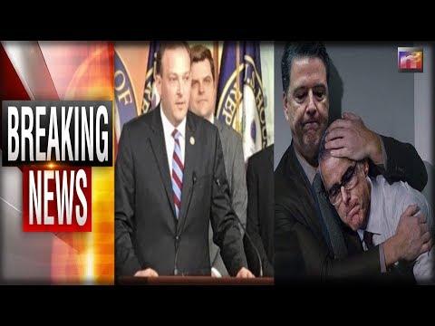 IT'S CRASHING DOWN! Congress Just Made LEGENDARY Move to CRUSH The DEEP STATE Rats Once and For ALL!