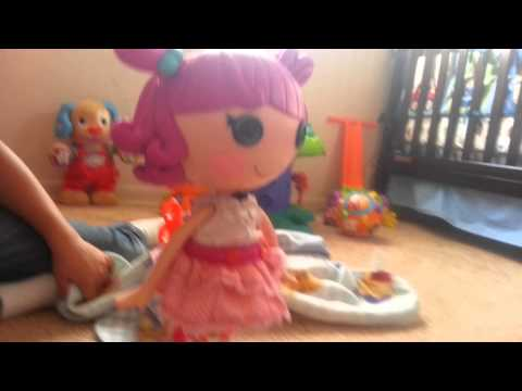Lalaloopsy Storm E./'s Camper Minis Playset with Lights Kids Holiday Gift Set