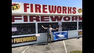 2020 TNT Firework Stand Buyers guide.
