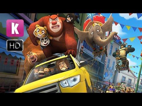 Мишки Буни: Тайна цирка - трейлер