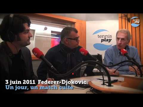 Un jour, un match culte : Federer - Djokovic 2011 poster