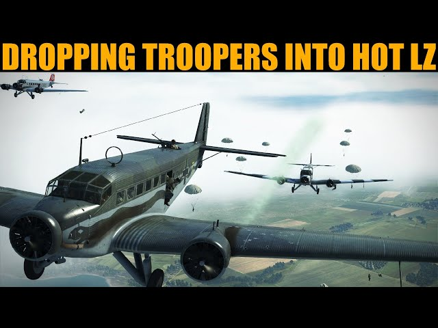 Little Britain Campaign: DAY 8 Dropping Special Forces In | IL-2 Sturmovik