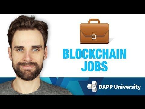 How To Get a Job as a Blockchain Developer