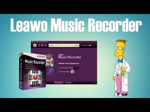 [Test'Lab] Leawo Music Recorder