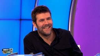 """Video Rhod Gilbert: """"I once had a holiday in a Frenchman's garage."""" - Would I Lie to You? [HD][CC] download MP3, 3GP, MP4, WEBM, AVI, FLV November 2017"""