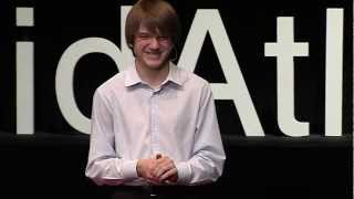 Inventing a Low-Cost Test for Cancer at Age 15: Jack Andraka at TEDxMidAtlantic 2012