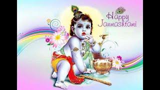 Shri Krishna Janmashtami ki hardik shubhkamnaye