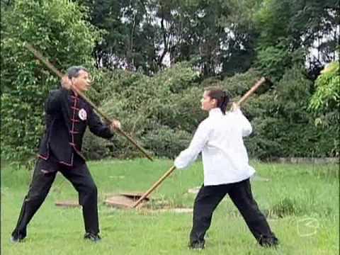 Via Legal - Mestres de Kung fu