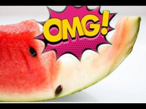 You Don't Even Have The Slightest Idea What Watermelon Rinds Can Do To Y...