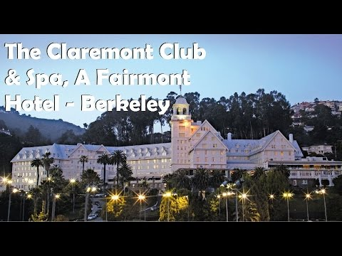 The Claremont Club & Spa, A Fairmont Hotel - Berkeley Hotels, California