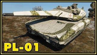 PL-01 Concept (T-100 LT _RazNaRok_ Skin) World of Tanks Gameplay