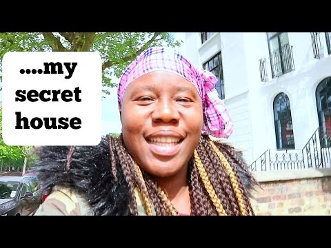 VLOG 17 ............ MY SECRET HOME