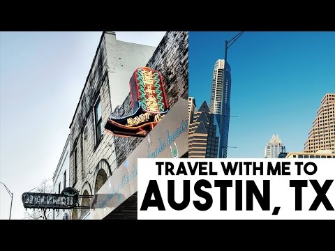 Travel with me to Austin, TX l The Domain, BBQ, brews, ice cream, & more!