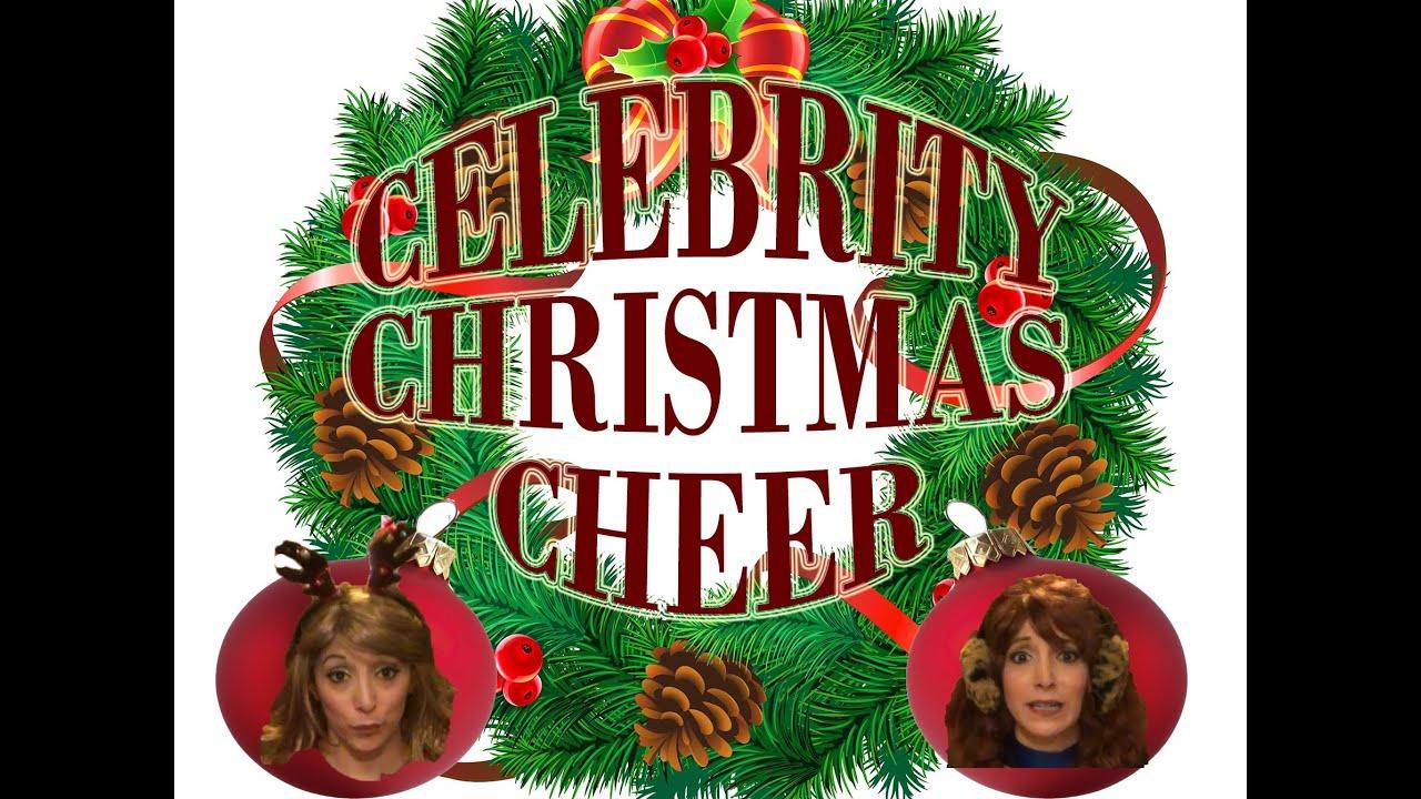Youtube Christmas.Celebrity Christmas Cheer Impressions Christina Bianco