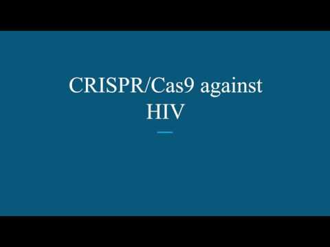 CRISPR and HIV - Synthetic Biology (201401036)