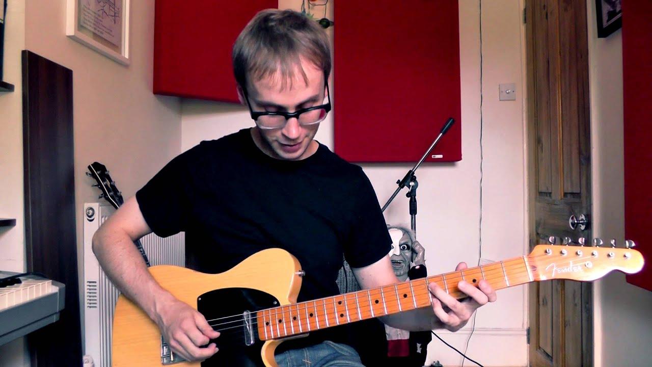 Blues Rhythm Guitar - The 8 Bar Blues