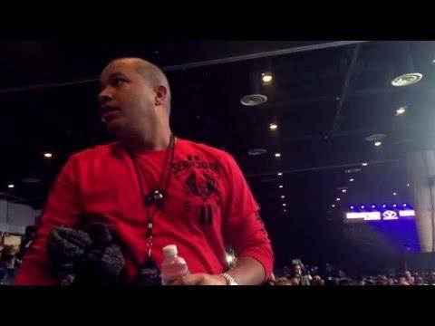 Johnny Wimbrey Swing The Bat - WorldVentures UNITED 2016