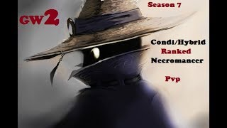 Gw2 Necro season 7 ranked Platinum pvp