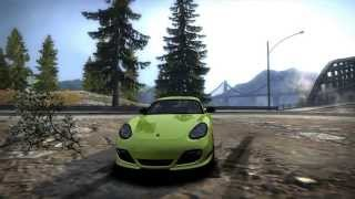 Porsche Cayman R 2012 - Car mod by Porsche 4ever