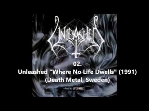 The Best 50 Old School Death Metal Albums (Part. I) (HQ)